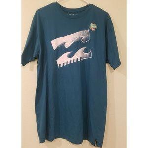 NWT Billabong Surf Tshirt